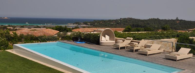Luxus Villa Pes